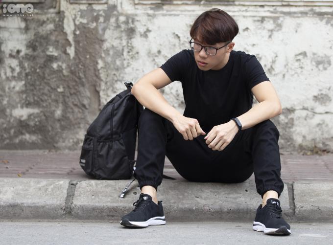 <p> Nguyễn Văn Bình (Hải Phòng)thể hiện nhân vật liên tục gặp thất bại trong cuộc sống.</p>