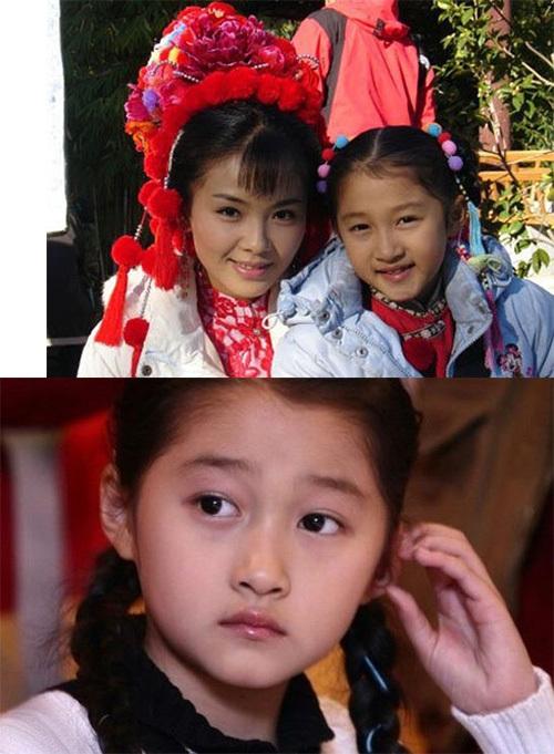 Những sao nhí dậy thì thành công nhất làng giải trí Trung Quốc - 11