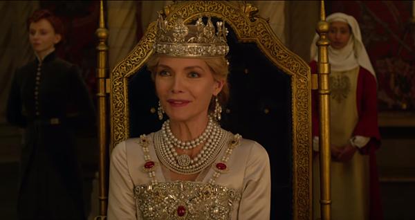 Nhân vật nữ hoàng Ingrith đóng vai trò quan trọng trong phần 2 này.