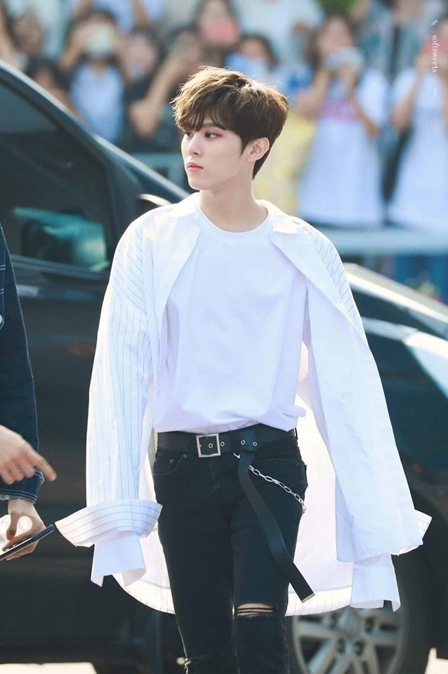 <p> Người hâm mộ ví Kim Woo Seok giống hình tượng nam chính có tài lãnh đạo, thành tích xuất sắc, ngoại hình lạnh lùng nhưng thực tế là người vô cùng ấm áp.</p>