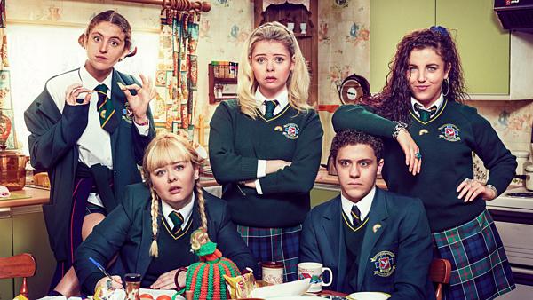 Loạt phim giáo dục giới tính tuổi teen vừa hài hước vừa nhạy cảm của Netflix - 2