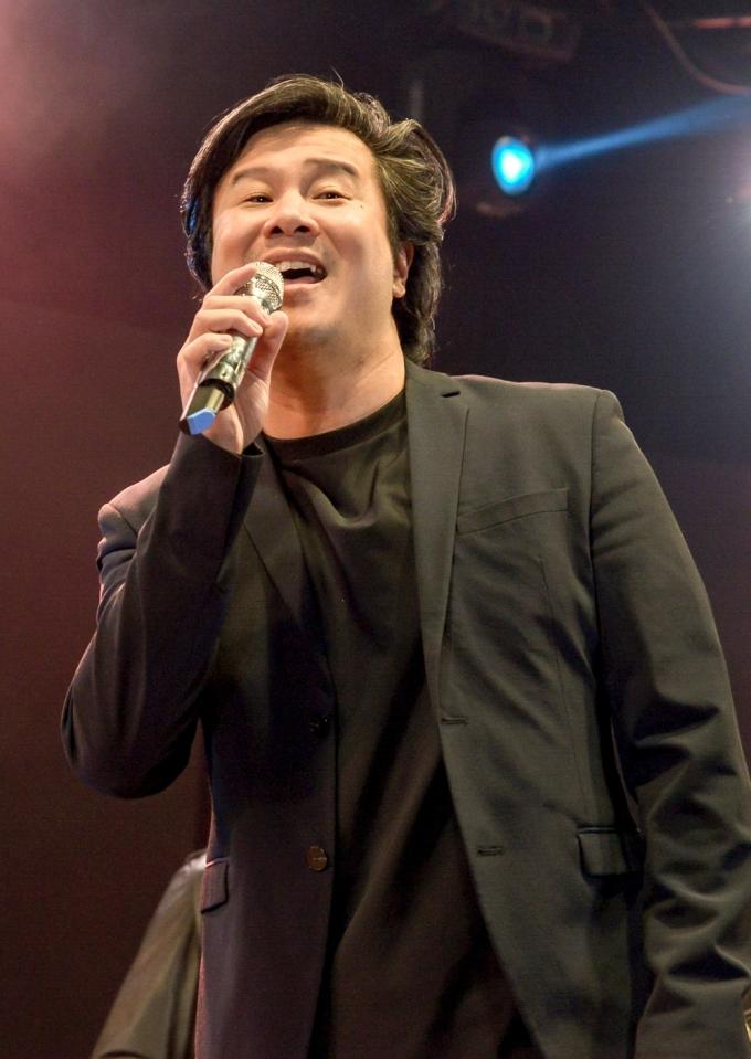 <p> Thanh Bùi là khách mời đặc biệt của đêm nhạc.</p>