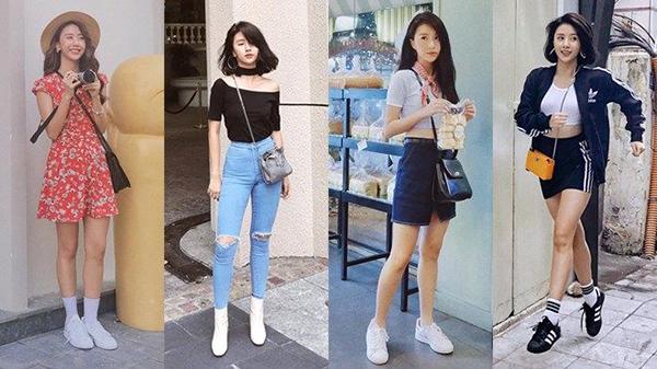 Trên Facebook của Quỳnh Anh Shyn, nhiều bình luận bày tỏ sự tiếc nuối với vẻ cá tính mà vẫn đáng yêu, gần gũi của hot girl khi xưa. Trước đây, cô nàng từng được xem là trend-setter hàng đầu cho giới trẻ với những cách mix đồ theo phong cách preppy rất đáng học hỏi.