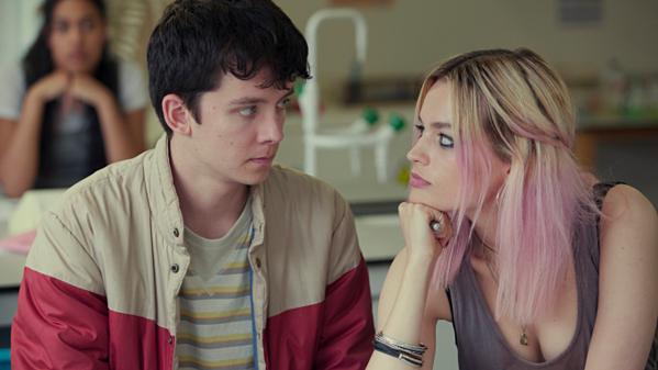 Loạt phim giáo dục giới tính tuổi teen vừa hài hước vừa nhạy cảm của Netflix - 1