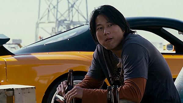 Han (Sung Kang) dẫn dắt phần phim này.