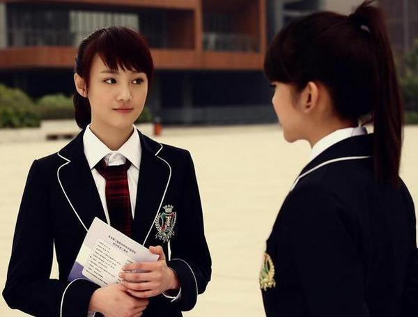 Trịnh Sảng trong vai nàng Cỏ của Vườn sao băng remake.