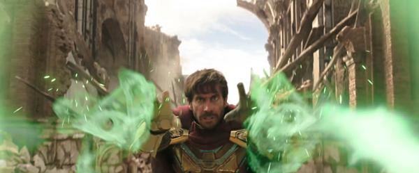 Mysterio chính là đối thủ  thú vị nhất của Người Nhện từng được lên sóng.