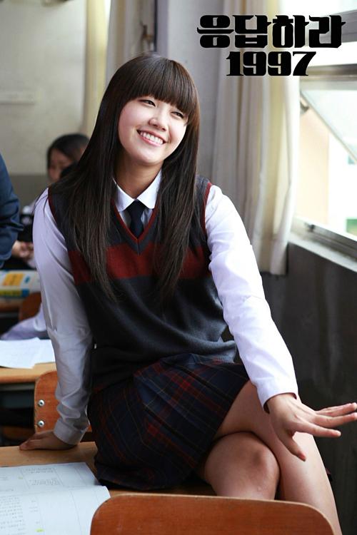 Nàng fan cuồng Sung Shi Won của Reply 1997.