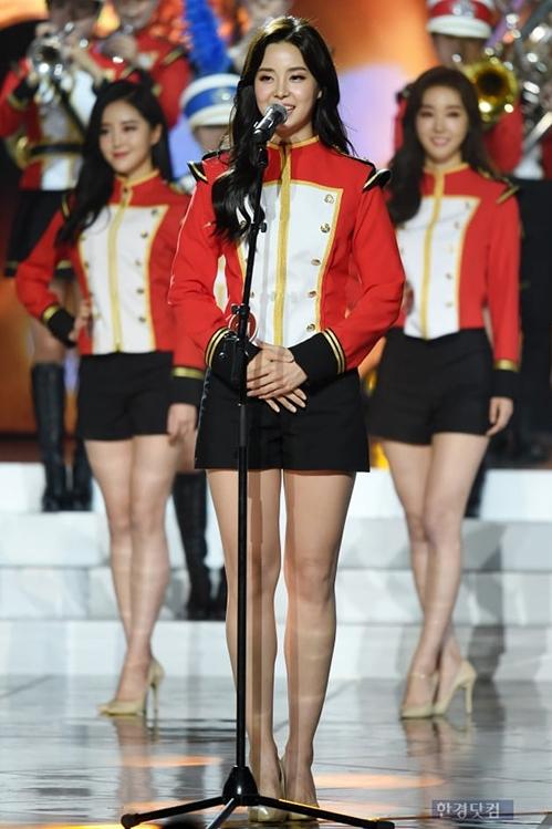 Trước đó, trong các phần thi trước khi công bố ngôi vị cao nhất, Kim So Yeon đều hoàn thành xuất sắc và để lại ấn tượng.