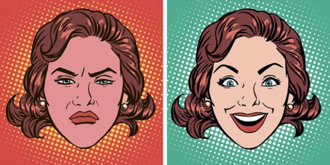 <p> <strong>Cử chỉ nét mặt: </strong>Hãy luôn giữ thái độ vui vẻ, nét mặt rạng rỡ thay vì ủ rũ, buồn phiền. Chẳng ai thích một cô nàng hay cau có và crush của bạn cũng vậy.</p>
