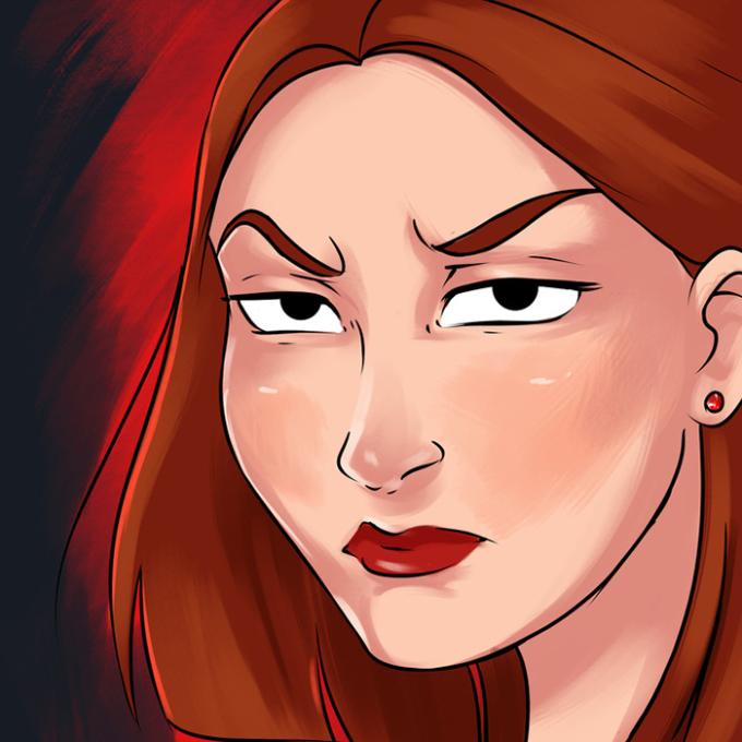 """<p> Ánh mắt của hội con gái có thể """"giết người không thấy máu"""".</p>"""