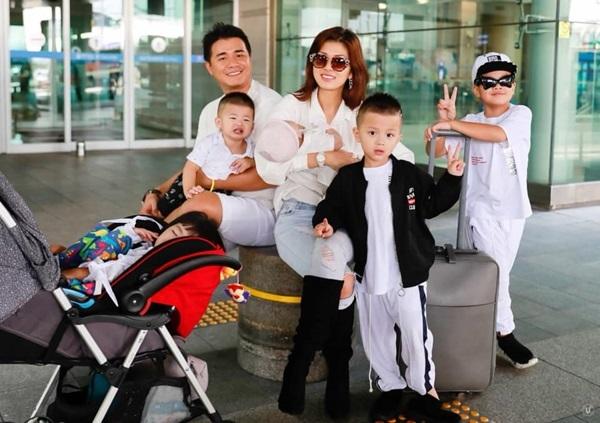 Cuộc sống của Hoa hậu Oanh Yến với bạn trai đại gia 4 năm chưa cưới - 3