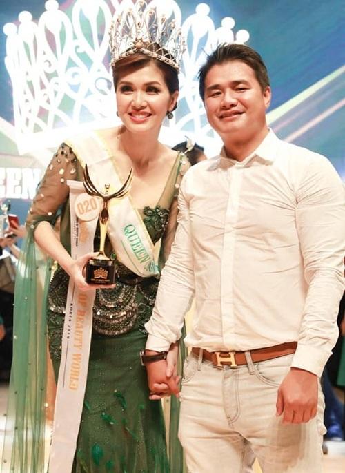 Cuộc sống của Hoa hậu Oanh Yến với bạn trai đại gia 4 năm chưa cưới - 2