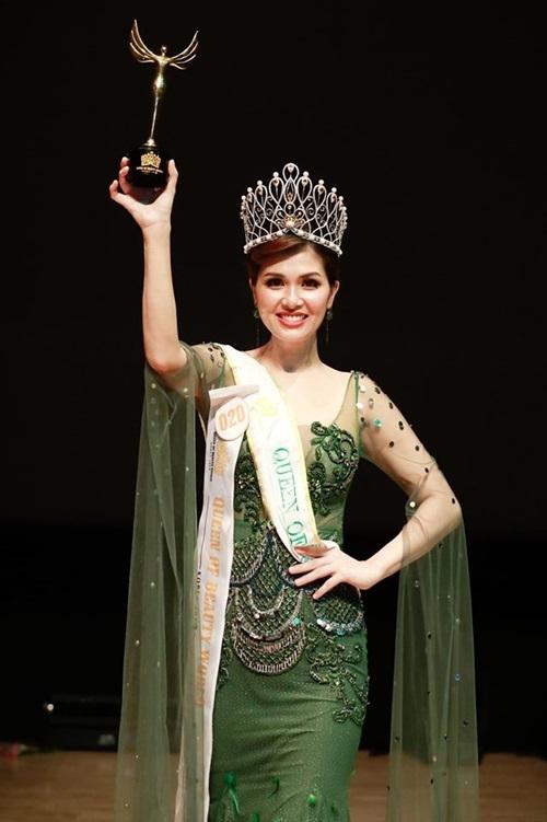 Cuộc sống của Hoa hậu Oanh Yến với bạn trai đại gia 4 năm chưa cưới