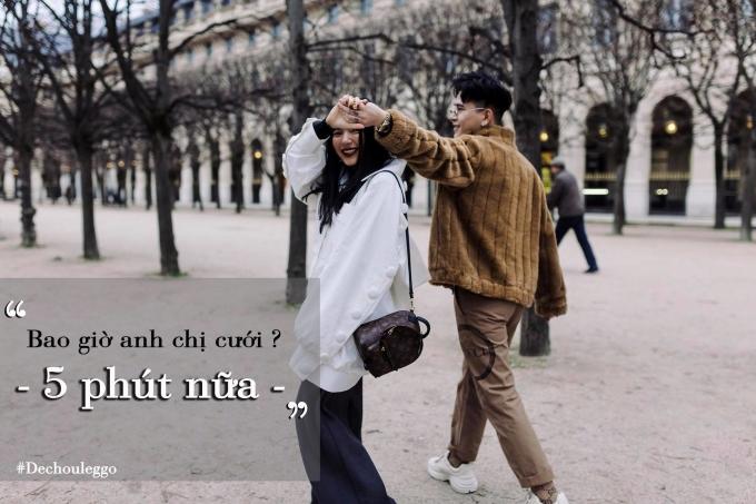 <p> Chứng kiến sự ngọt ngào cả hai dành cho nhau, fan mong chờ Châu Bùi và Decao có cái kết đẹp như Đông Nhi và Ông Cao Thắng.</p>