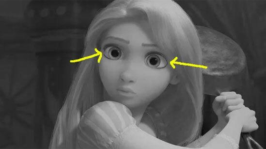 Màu sắc váy áo của công chúa Disney có làm khó bạn? - 8