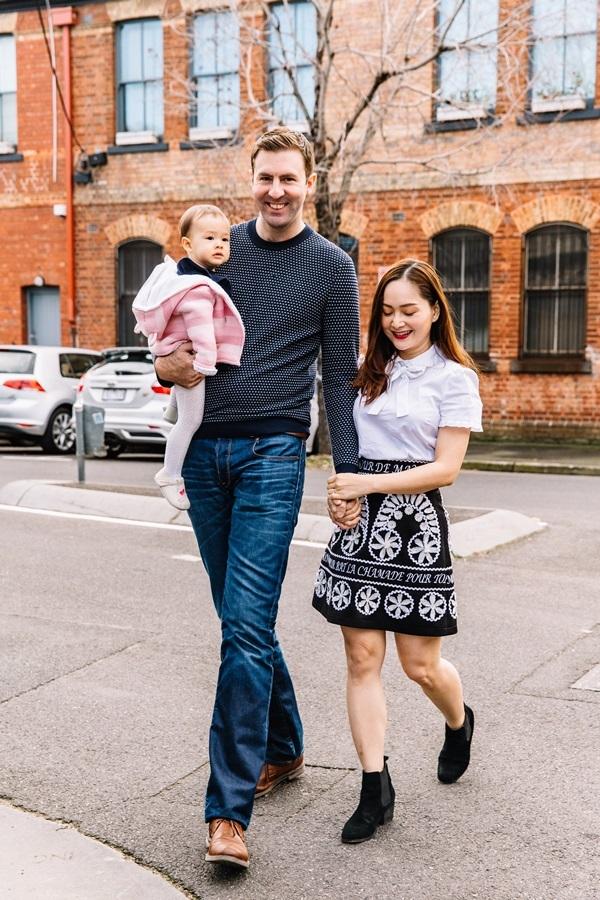 """<p> Sau khi kết thúc phim truyền hình """"Nàng dâu order"""", Lan Phương dành thời gian để xả stress. Cô nạp năng lượng mới trong chuyến du lịch ở Australia cùng gia đình.</p>"""