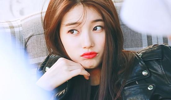 Suzy là mỹ nhân nổi tiếng của Hàn.