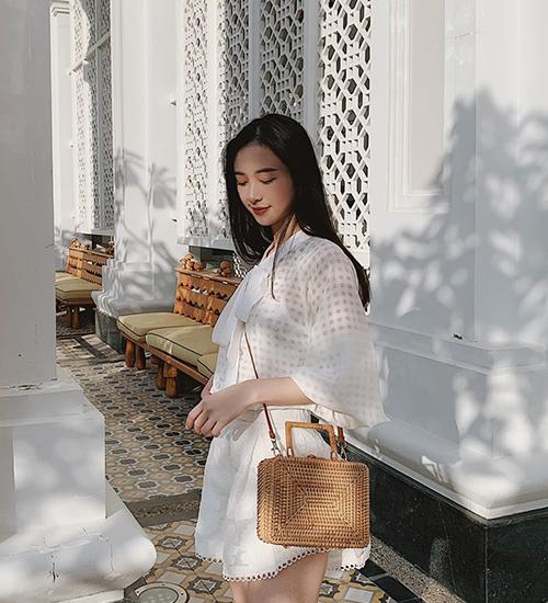 Jun Vũ đi nghỉ dưỡng sang chảnh ở Phú Quốc.