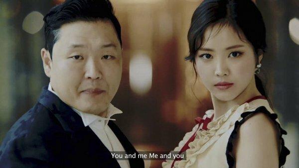 Na Eun nổi tiếng hơn sau khi tham gia MV.