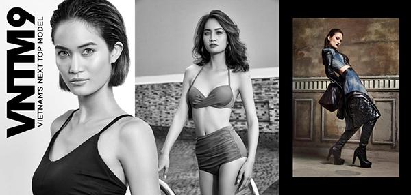 Ngoài việc ghi danh Hoa hậu Hoàn vũ Việt Nam 2019, Ngọc Huệ cũng thử sức ở Vietnams Next Top Model và là một trong những thí sinh tiềm năng của vòng Top Model Online.