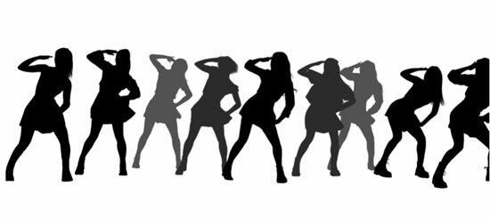 Nhìn hình bóng vũ đạo bạn có biết đó là ca khúc Kpop nào?
