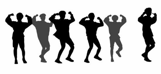 Nhìn hình bóng vũ đạo bạn có biết đó là ca khúc Kpop nào? - 5