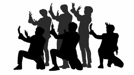 Nhìn hình bóng vũ đạo bạn có biết đó là ca khúc Kpop nào? - 7