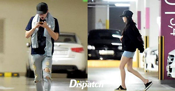 IU hẹn hò tiền bối hơn 11 tuổi Jang Ki Ha.