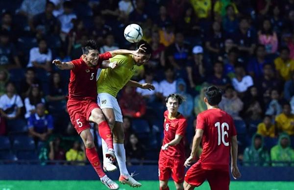 ĐT Việt Nam đánh bại Thái Lan tại giải đấu Kings Cup.