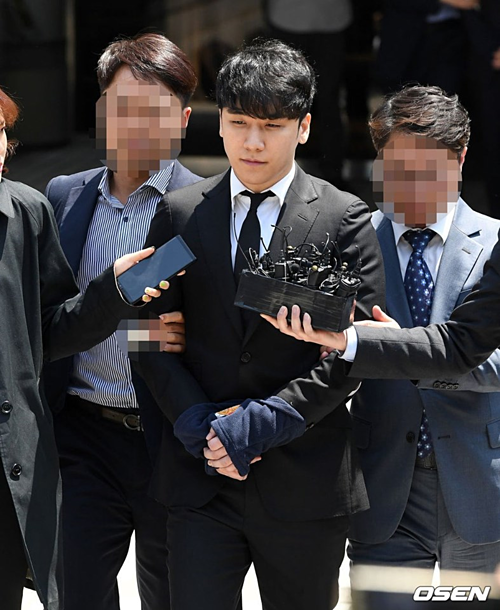 Cựu thành viên Big Bang Seung Ri...