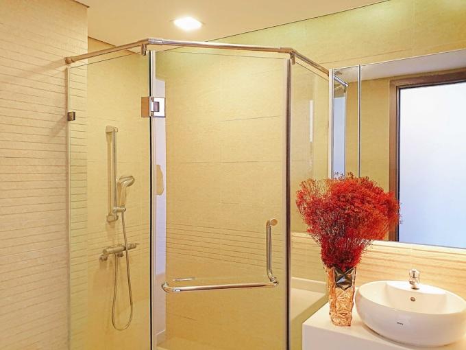 <p> Khu vực phòng tắm chính.</p>