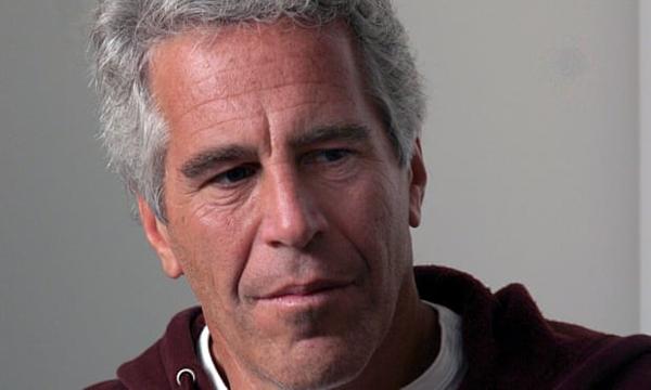 Nhà tài phiệt Mỹ Jeffrey Epstein.