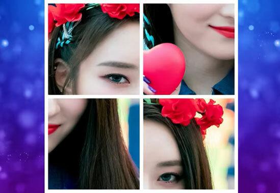 Trộn 4 mảnh ghép lộn xộn, bạn có biết đó là idol Kpop nào? (6)