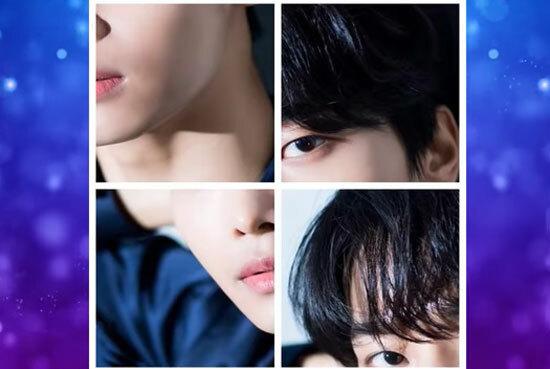 Trộn 4 mảnh ghép lộn xộn, bạn có biết đó là idol Kpop nào? (6) - 1