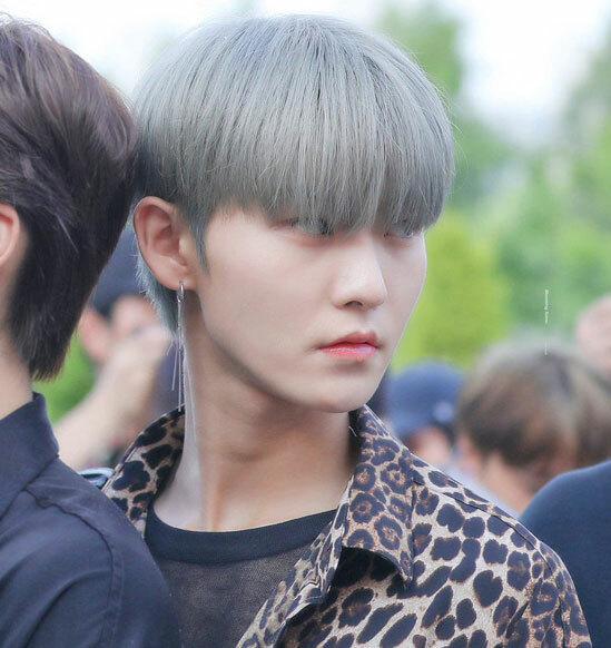 Nhận dạng idol Hàn với mái tóc xám khói (3) - 4