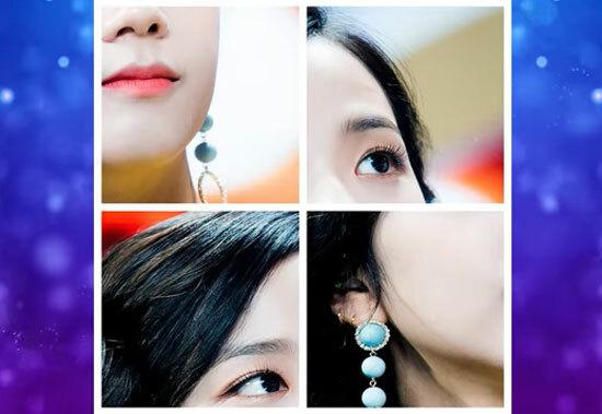 Trộn 4 mảnh ghép lộn xộn, bạn có biết đó là idol Kpop nào? (6) - 2