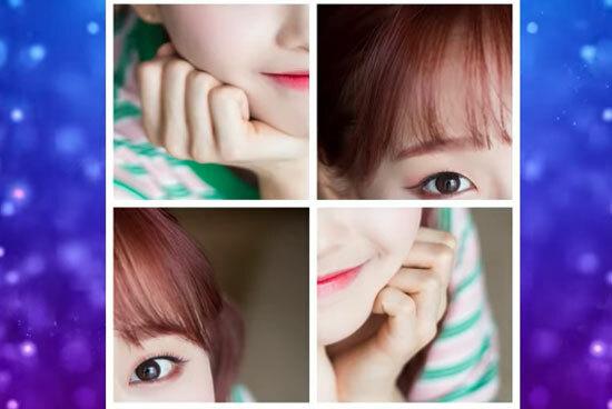 Trộn 4 mảnh ghép lộn xộn, bạn có biết đó là idol Kpop nào? (6) - 6