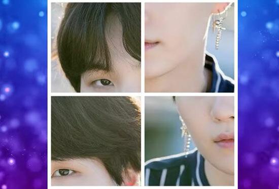 Trộn 4 mảnh ghép lộn xộn, bạn có biết đó là idol Kpop nào? (6) - 7