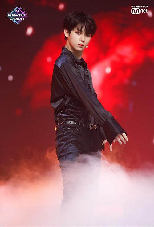 Han Yun Seong góp mặt trong top 20 tranh tài đêm chung kết diễn ra 19/7.