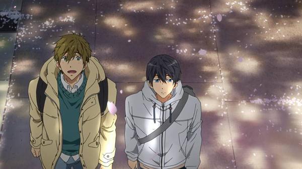 Một cảnh trong phim hoạt hình anime. Ảnh:  Japan Times.