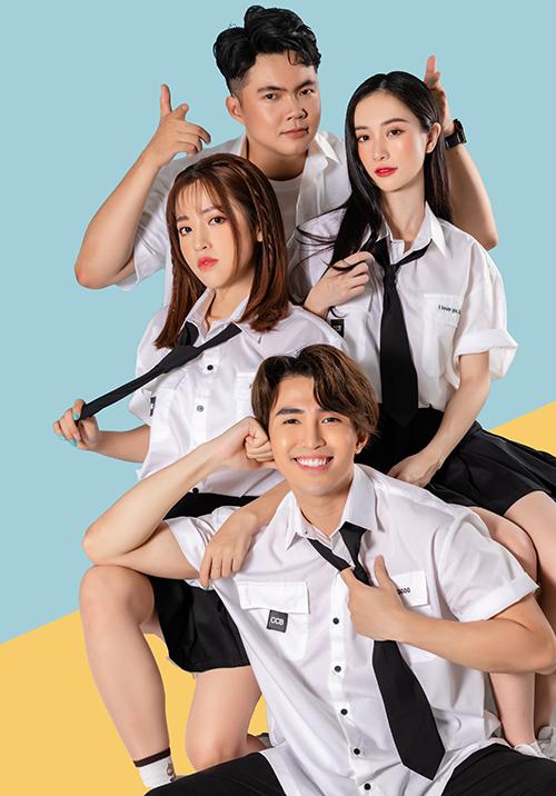 Web drama Đi về phía mặt trời dự kiến sẽ ra mắt vào tháng 10/2019.