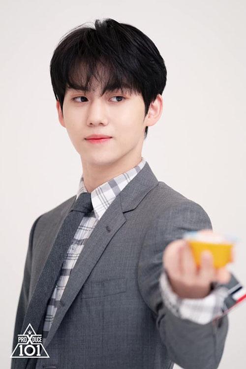 Han Yun Seong là vũ công xuất sắc nhất trong Produce X101.