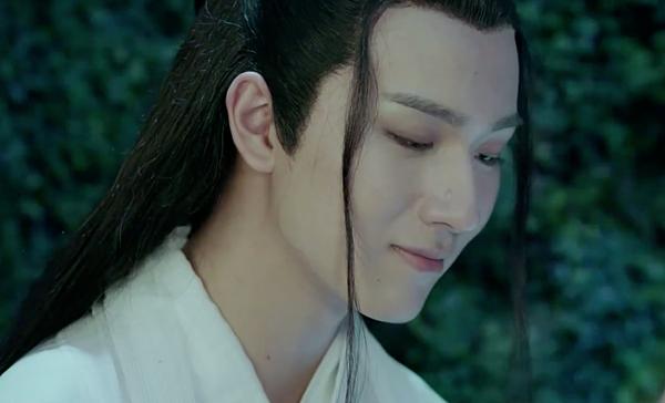 Vẻ ngoài xinh đẹp của Thượng Quan Thu Nguyệt.
