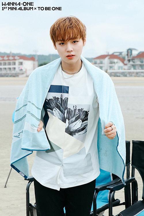 Tiên tử nháy mắt Park Jin Hoon về thứ 2 với 3821 lượt bình chọn. Nam ca sĩ nổi tiếng từ chương trình Produce 101 mùa 2 và đang là nghệ sĩ solo thành công.