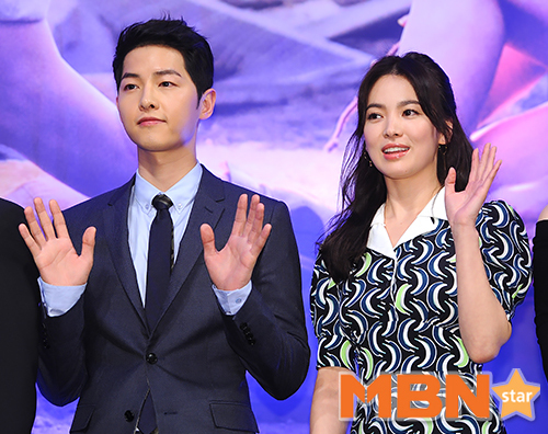 Đại diện pháp lý của Song Joong Ki và Song Hye Kyo đều đẩy nhanh tiến độ đàm phán ly hôn, cho thấy cặp sao muốn hoàn tất thủ tụccàng sớm càng tốt.