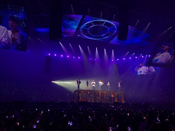 Hình ảnh tại Muster Seoul ngày 23/6.