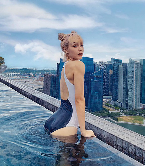Nhân chuyến công tác đến Singapore, hội bạn thân toàn mỹ nhân của Vbiz gồm Yaya Trương Nhi, Băng Di, MLee, Thùy Anh, Trang Pháp tranh thủ thời gian nghỉ ngơi