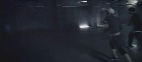 Soi cảnh quay đoán MV của EXO