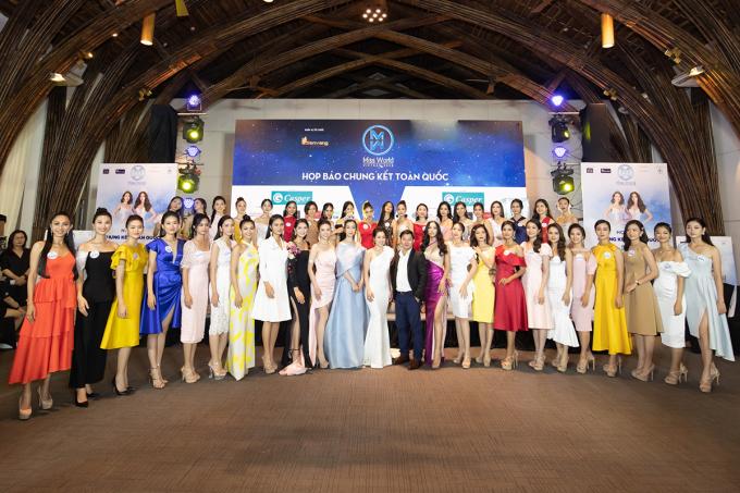 <p> Sau vòng chung khảo phía Nam và phía Bắc, BGK đã chọn ra 39 gương mặt vào vòng chung kết toàn quốc, diễn ra vào 3/8 tại Đà Nẵng.</p>